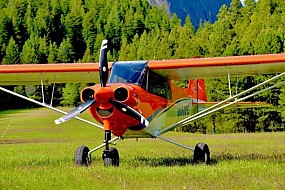 Hartzell's New Pathfinder Propeller Will Be Option on CubCrafters' New Nosewheel Cub