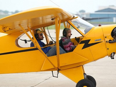 EAA, SPORTY'S OPEN DOORS TO AVIATION FOR MORE THAN 50,000 YOUNG PEOPLE