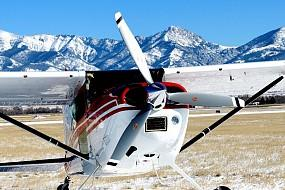 Hartzell Propeller, RAF Agree to Incentives for Backcountry Pilots