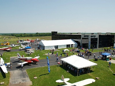 Sporty's Concludes Successful Fly-in and Awards Sweepstakes RV-12
