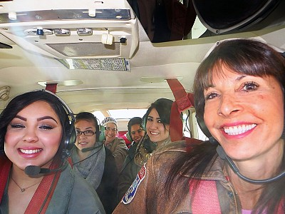 """WOAW Volunteer Pilots Fill the Skies over Albuquerque with Free """"First Flights"""