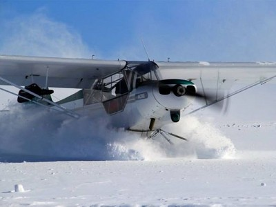 Acme Cub Training Offers Experience in Ski Flying
