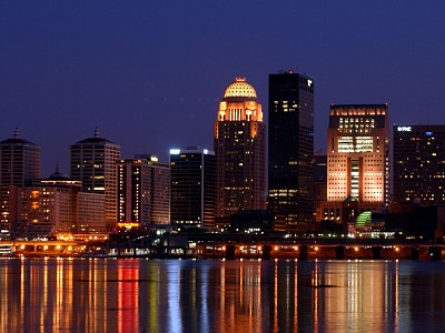 Louisville: My Old Kentucky Home