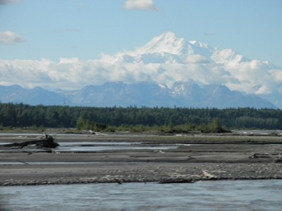 Destination: Talkeetna Alaska