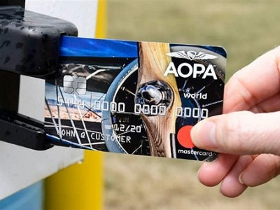 AOPA World Mastercard Rewards Pilots